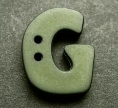G - donkergroen  18 mm