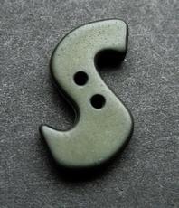 S - donkergroen  18 mm