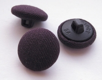 Button - dust  15 mm