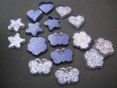 Glitter Combo  15 mm