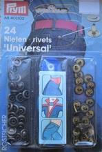 24 Universele niet