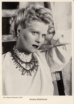 Kristina Söderbauwm  14 x 9 cm