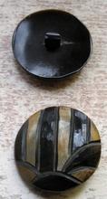 Knoop - Hoorn  28 mm