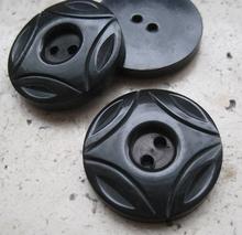 1 knoop  - Hoorn  29 mm