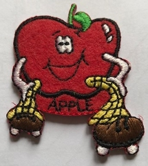 Application - Apfel  5 cm