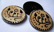 Button-Horn  31 mm