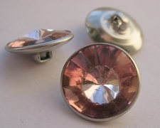 Strass - Button  21 mm