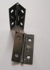 1 Scharnier ohne schrauben  28 x 17 mm