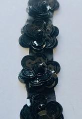 Paillet Blum Schwarz  20 mm