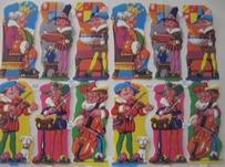 Glanzbilder  12 x 15 mm