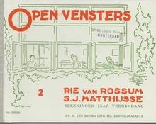 Open Vensters - 2