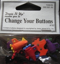 Change Your Buttons  20 mm
