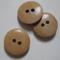 H - Button  18 mm