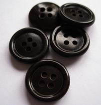 Kostuumknoop - d.bruin  15 mm