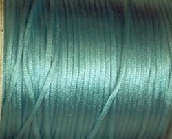 Koord 8a - zeeblauw  2 mm