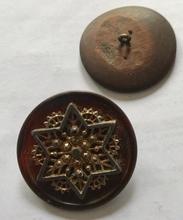 Antieke knoop  40 mm