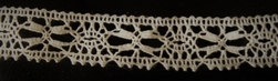 Lace - ecru 20 mm