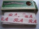 Initialen - Lint R.A. Lint 1 cm breed