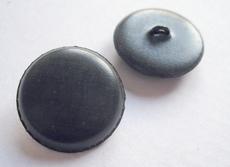 L-Knoop (kunstleer) 25 mm