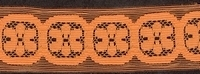 Spitzen - orange 40 mm