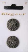2 Knopen - Elegant 28 mm