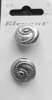 2 Knopen - Elegant 20 mm