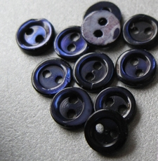 6 Buttons - Mother Of Pearl 6 mm