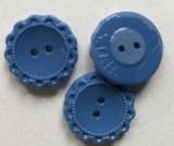 Button- Beige 19 mm