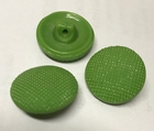 Button-Green 18 mm