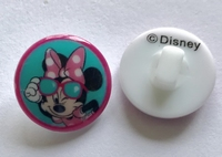 Walt Disney  - Button 18 mm
