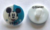 Walt Disney - Knopf 18 mm