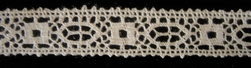 Lace - ecru 14 mm