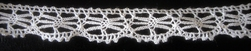 Lace - ecru 18 mm