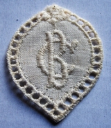 Monogram - Little B.C - C.B. 3 x 2,5 cm