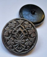 Button - Antique Button 36 mm