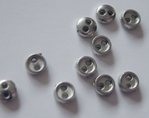 6 Minibuttons 4 mm