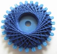 Garn - Blau