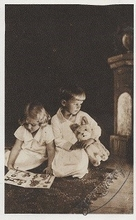 Picture postcard - 18 14 x 9 cm
