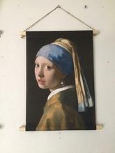 Meisje met Parel 50 x 40 cm