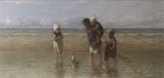 Kinderen der zee Jozef Israëls