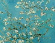 Amandelbloesem van Vincent van Gogh