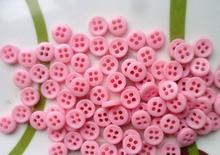 Puppenknöpfe 6 mm