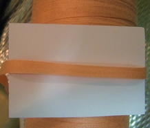Band - lint/ rose (5 mtr) 7 mm