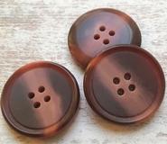 Mantelknoop 28 mm