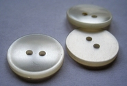 HL - Knoop Transparant mat 23 mm