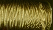 Gold Elastiek (3 Meter) 3 mm