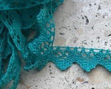 Kant - blauwgroen 15 mm