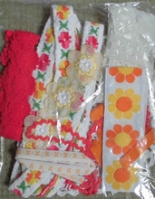 Päckchen mit Spitzen (restant)