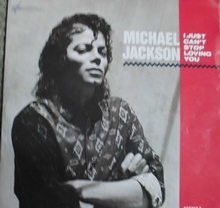 Michel Jackson - I Just can't stop loving you
