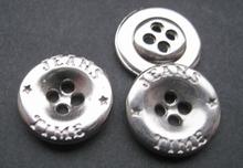 Jeansknöpfe 15 mm